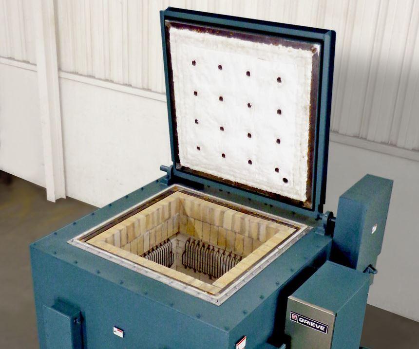 No. 1040 inert atmosphere furnace