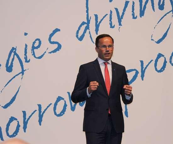 Dr. Jochen Klöckner, chairmanDeutschen Messe AG