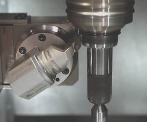 A Rolling Cutting Tool Boosts Turning Efficiency