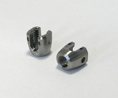 Titanium Bone Screw Fitting Index