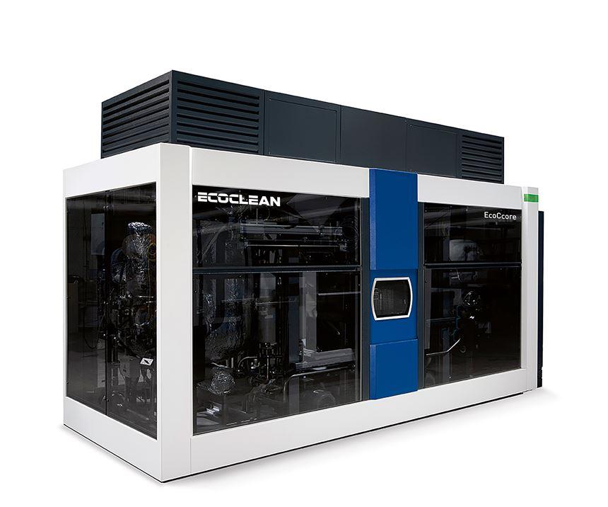 ecoclean machine