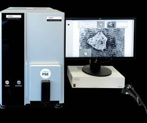 Jomesa System Analyzes Extracted Particles