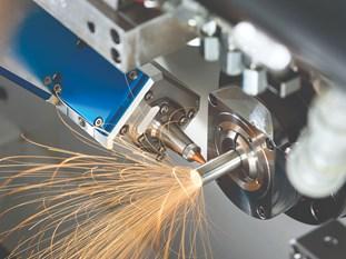 Making Parts on a Swiss/Laser Machine