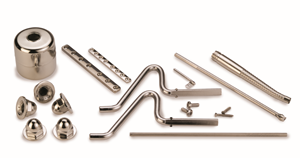 Readying Parts for Electropolishing