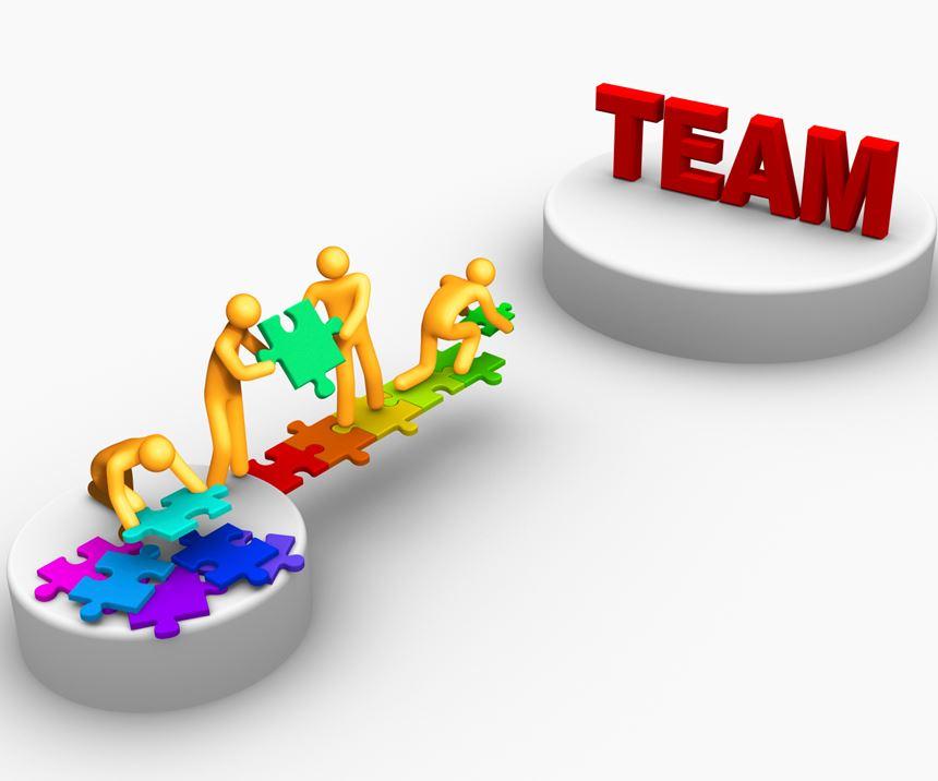 team effort puzzle