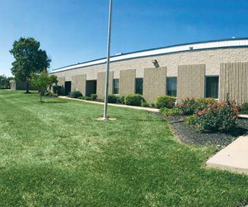 new spindle repair building