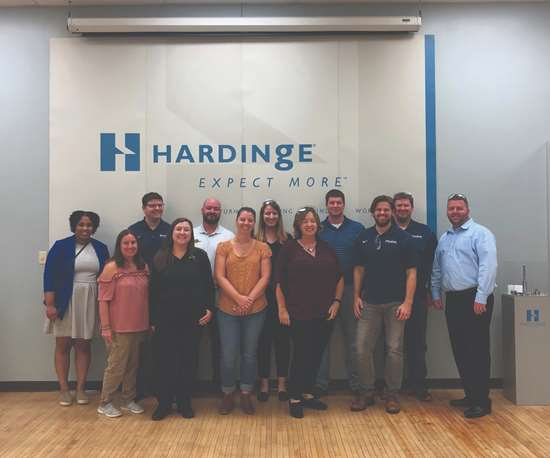 PMPA Next Generation Committee at Hardinge Inc.
