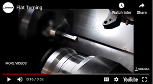 Video: Watch Flat Turning for Machining Polygons