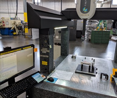 An Overview of Metrology for Precision Machining