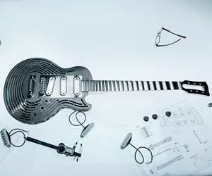 VIDEO: Creating an Unsmashable Guitar