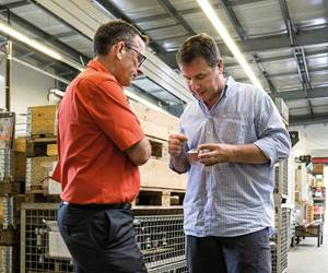 Extensive Tooling Offering Supports Precision Shop's Success