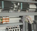 Electrical wiring of a control panel
