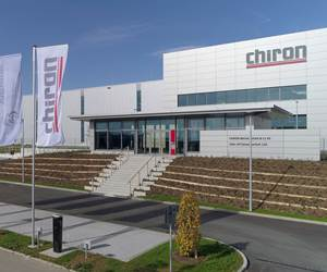 Chiron Group Opens Digital Machine Tool Plant