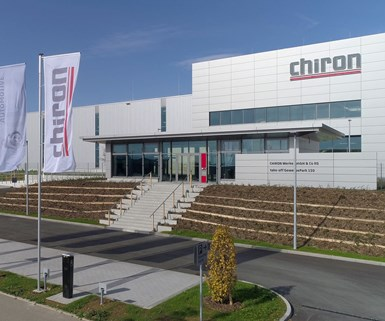 Chiron Precision Factory