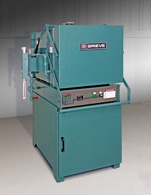 Grieve's Inert Atmosphere Bench Furnace Provides a Myriad of Features