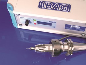 Ibag Micro Spindle Converter Operates Two Spindles Simultaneously