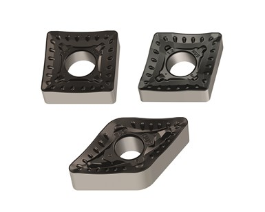 Walter's HU5 indexable inserts