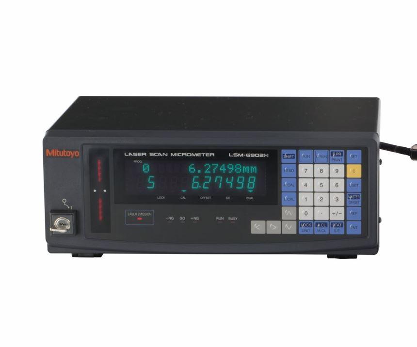 laser scan micrometer