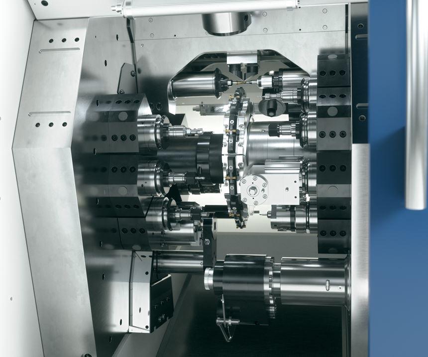 rotary transfer machine