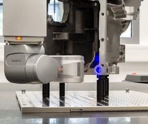 blue laser scanner