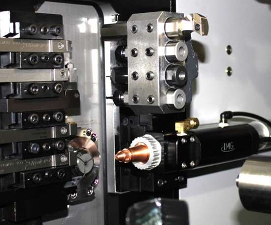 laser swiss system