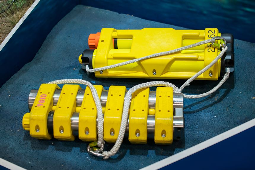 OBX sensors for shallow and deep ocean water