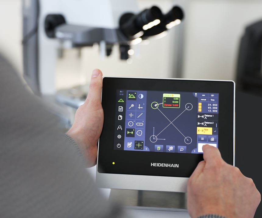 quadra-chek 2000 touchscreen