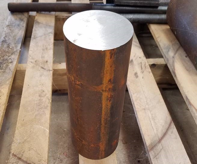 Piece of 4140 steel