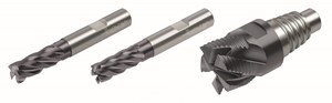 Carbide Milling Cutters from Walter Deliver Productive Roughing