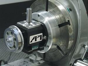 API SwivelCheck Measures Rotary Machine Axis Errors