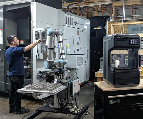 Customizing Collaborative Robots with 3D Printing