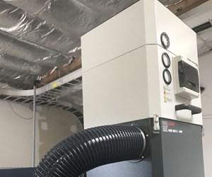 Fox WS Series oil/coolant mist filters