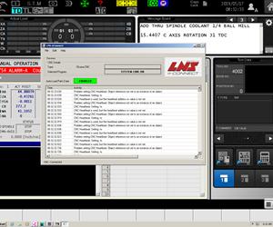 e-Connect Ethernet screenshot