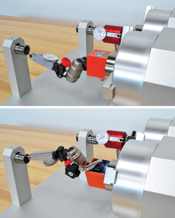 Setup Options for Swiss Automatic Lathes image