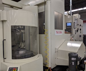 Machining Center Creates More Efficiency for Aerospace Part Manufacturer