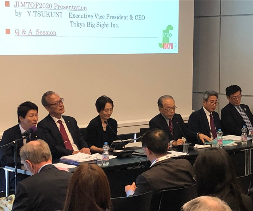 JMTBA Press Conference