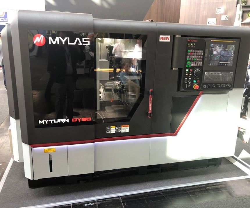 Mylas My-Turn DY60
