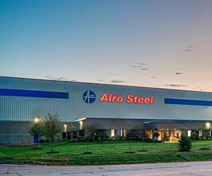 New Alro Steel building