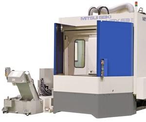 Mitsui Seiki's HPX63 II Horizontal Machining Center