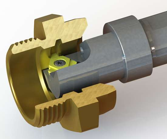 WEP insertable tooling system