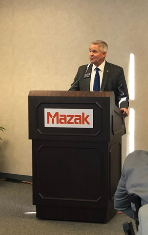 Mazak Discover 2019