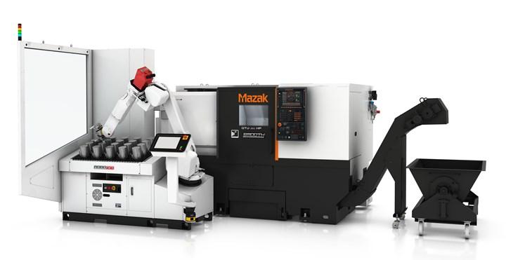 Mazak_QTU-350HP_RoboJob_Turn_Assist