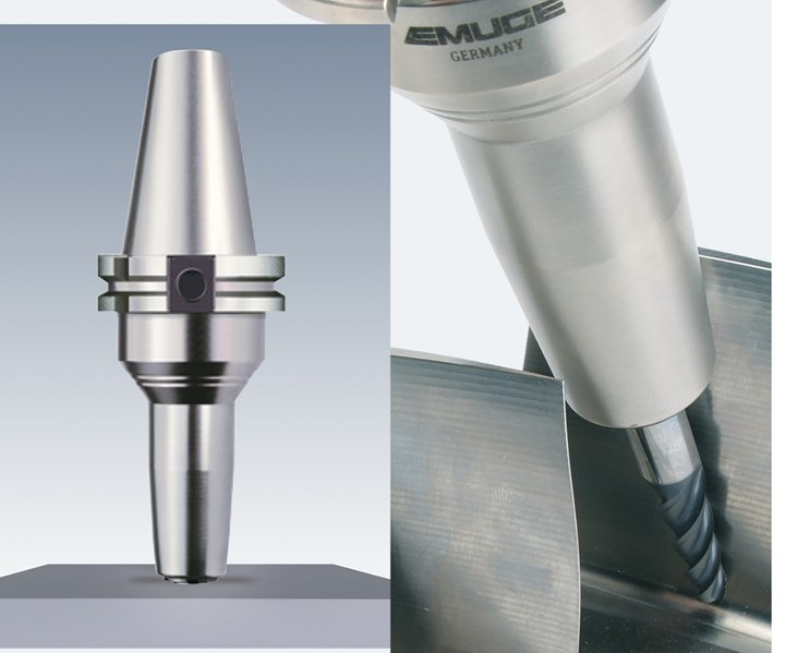 FPC milling and drilling chucks