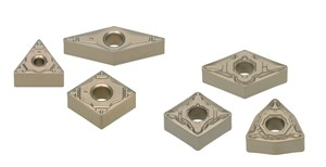 Tungaloy Expands ISO-EcoTurn Insert Geometries