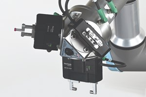 Cobots Gain Ability to Sort and Measure