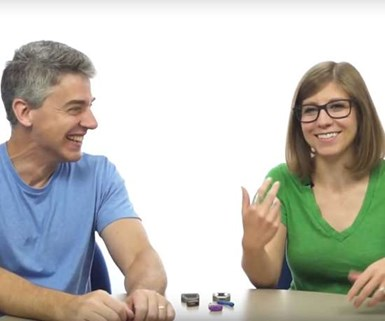 Pete Zelinski and Stephanie Hendrixson on The Cool Parts Show