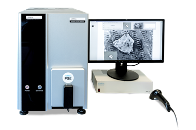 Jomesa PSE (Precision Scan for Elements) analysis system