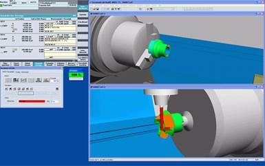 INDEX Virtual Machine Turning