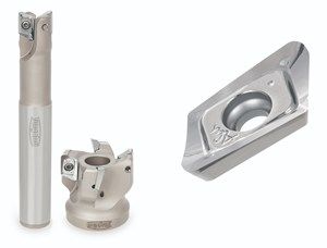 Tungaloy Expands Tung-AluMill Line of Indexable Shoulder Milling Cutters