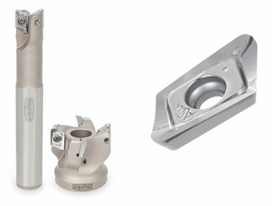 Tung-AluMill indexable shoulder milling cutters